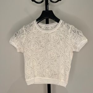 Wilfred Ladies Lace T-shirt